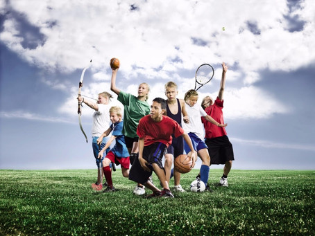«Спорт-детям»