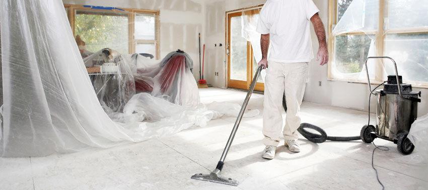 Builders Final Clean