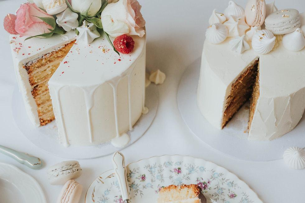 Wedding cake bristol