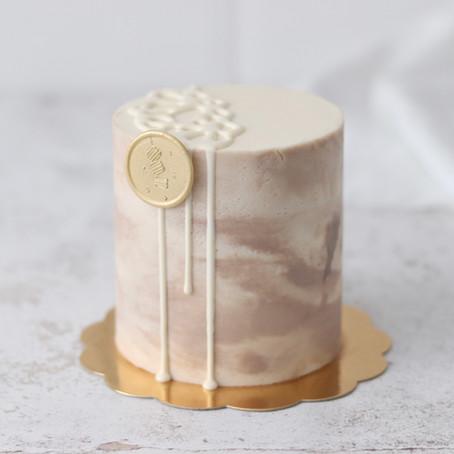 Cake Challenge: Mont-Blanc!