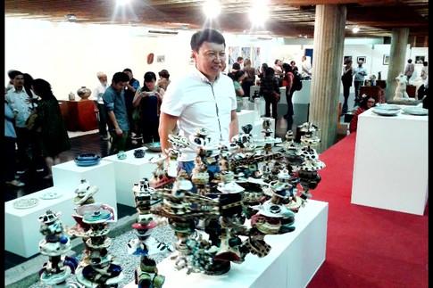 Abertura do 24º Salão de Artes Plásticas de Praia Grande