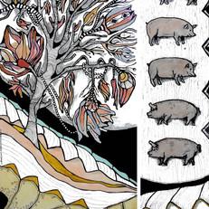 Painel Perolas aos Porcos