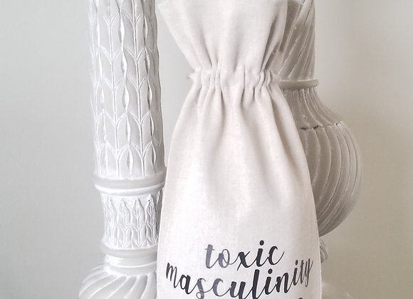 Toxic Masculinity Ruins the Party Again   MFM Podcast Wine Bag