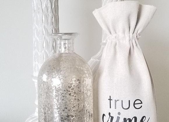 True Crime & Good Wine | MFM Podcast Wine Bag