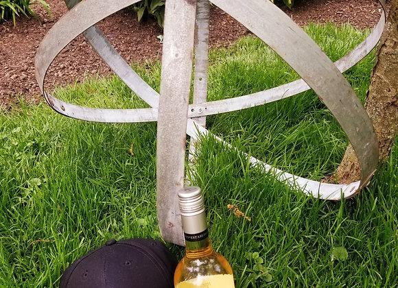 Summer Wine + Hat + Garden Orb