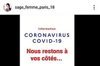 Sage femme paris 18 - Covid 19