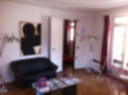 Ostéopathe paris 7   Salle D'attente