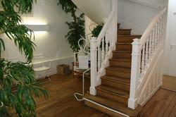 Sage femme paris 18 | escalier