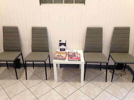 Ostéopathe Vincennes | Salle d'attente