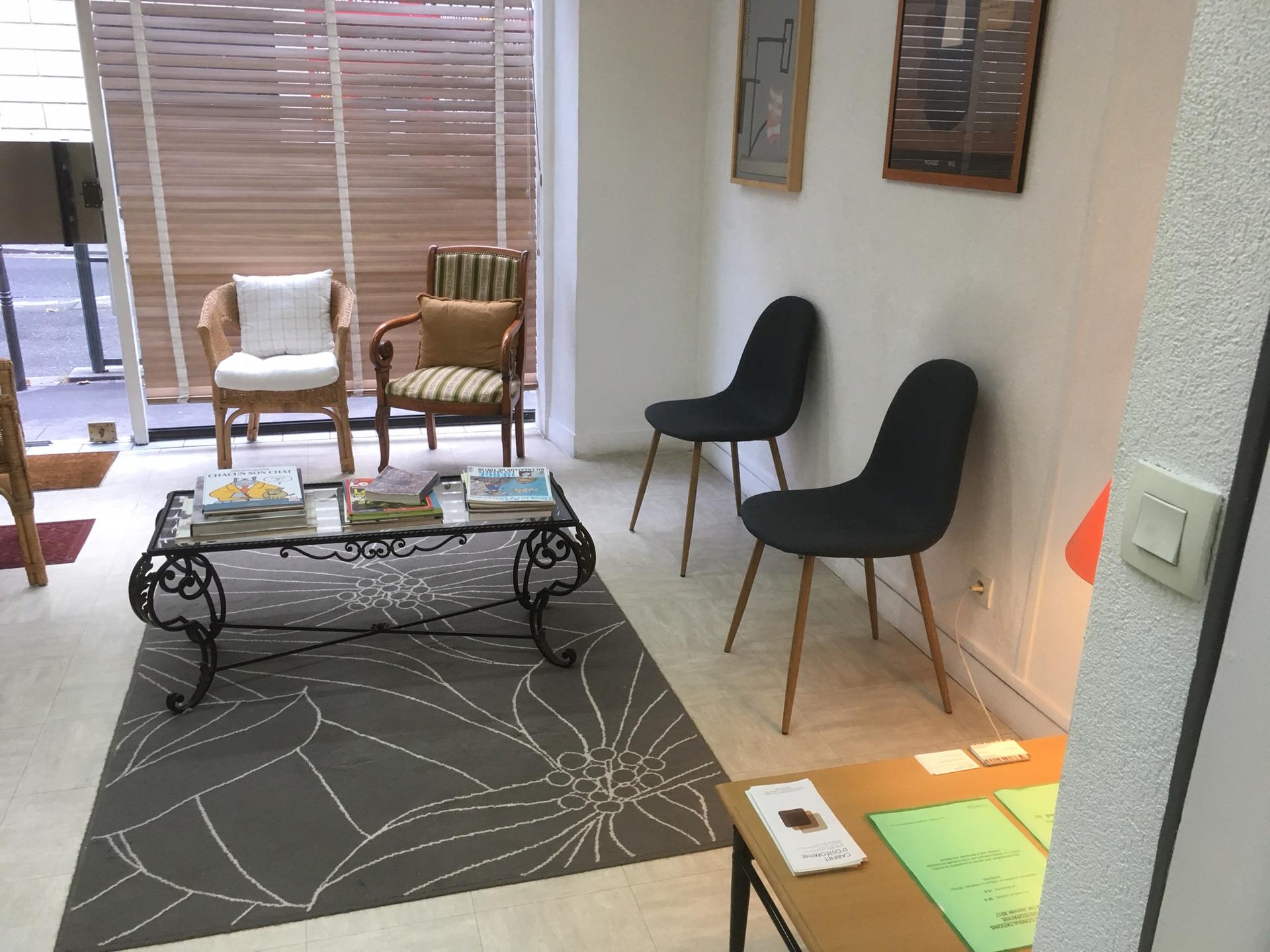 Podologue Paris 10   salle d'attente