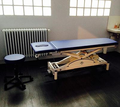 Ostéopathe vincennes | Table de pratique