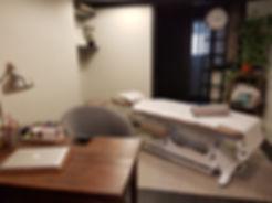 Ostéopathe paris 20 | bureau