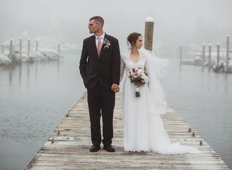 Jenna & Marks Greenhaven Marina Wedding
