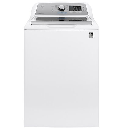 GE 4.6 cu. ft. Capacity Washer with Sanitize w/Oxi and FlexDispense