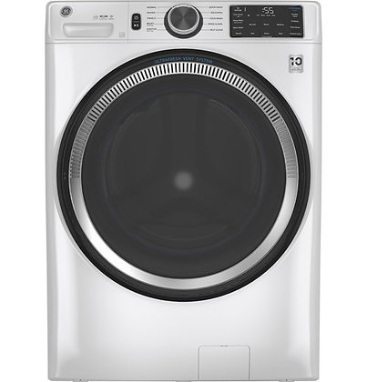 GE 4.8 cu. ft. Capacity Smart 12 Cycle Font Load Washer