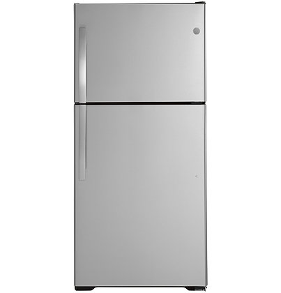 GE ENERGY STAR 19.2 Cu. Ft. Top-Freezer Refrigerator