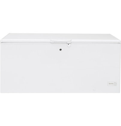 GE 21.7 Cu. Ft. Manual Defrost Chest Freezer