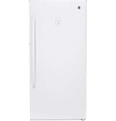 GE 14.1 Cu. Ft. Frost-Free Upright Freezer