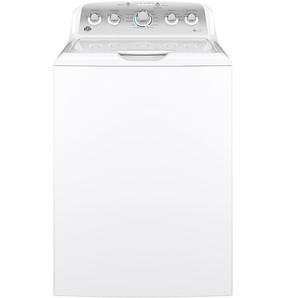 GE 4.6 cu. ft. Capacity Washer with Stainless Steel Basket