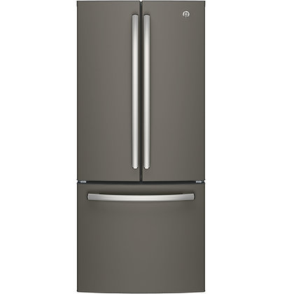 GE ENERGY STAR 20.8 Cu. Ft. French-Door Refrigerator
