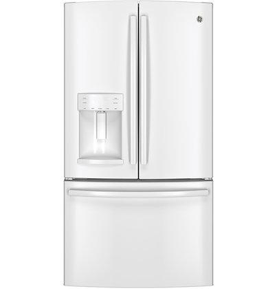 GE ENERGY STAR 25.7 Cu. Ft. French-Door Refrigerator