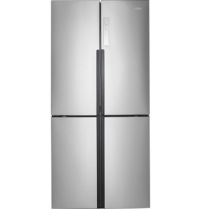 HAIER 16.7 Cu. Ft. Quad Door Refrigerator