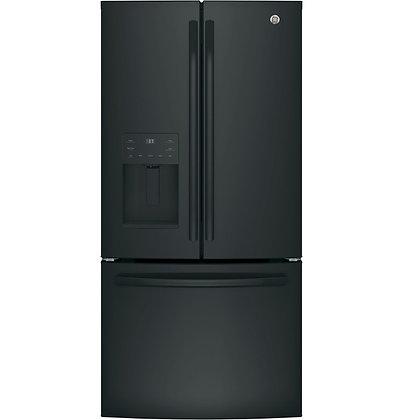 GE ENERGY STAR 23.7 Cu. Ft. French-Door Refrigerator