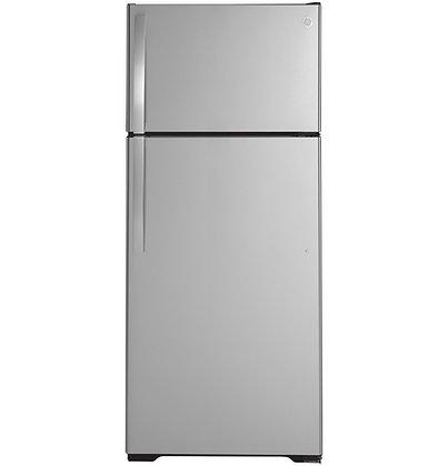 GE 17.5 Cu. Ft. Top-Freezer Refrigerator
