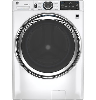 GE 4.8 cu. ft. Capacity Smart 12 Cycle Front Load Washer