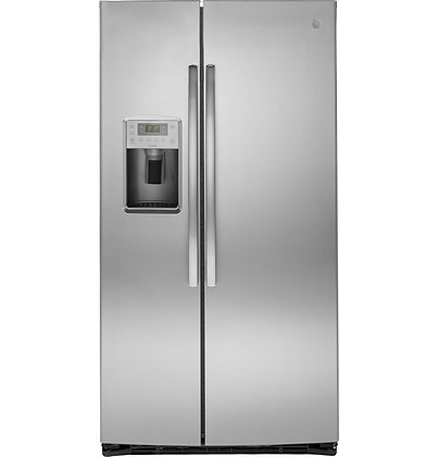 GE Profile Series ENERGY STAR 25.3 Cu. Ft. Side-by-Side Refrigerator