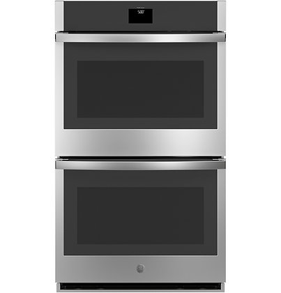 """GE 30"""" Smart Built-In Self-Clean Convection Single Wall Oven with Never Scrub"""