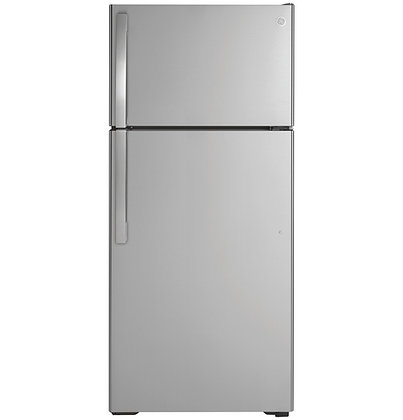 GE ENERGY STAR 16.6 Cu. Ft. Top-Freezer Refrigerator