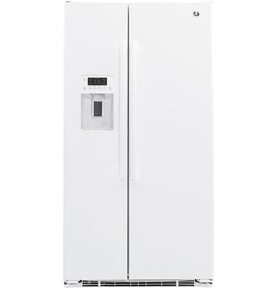 GE 21.9 Cu. Ft. Counter-Depth Side-By-Side Refrigerator