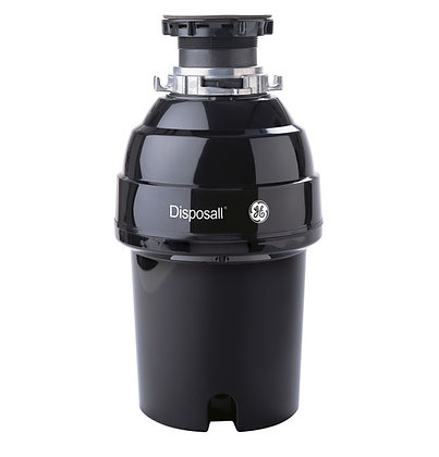 GE 1 HP Continuous Feed Garbage Disposer Non-Corded