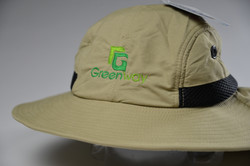 Branded Work Hat