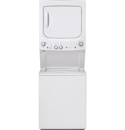 GE Unitized Spacemaker Stack Washer/Dryer