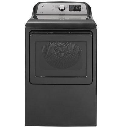 GE 7.4 cu. ft. Capacity aluminized alloy drum Gas Dryer