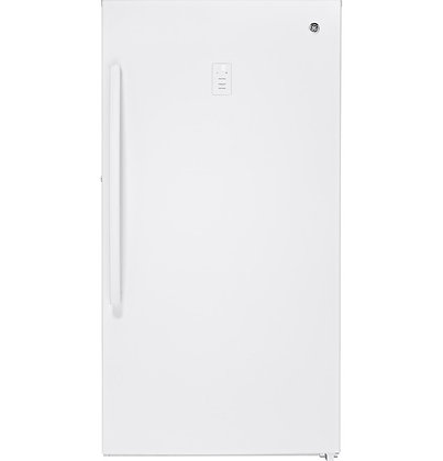 GE 17.3 Cu. Ft. Frost-Free Upright Freezer