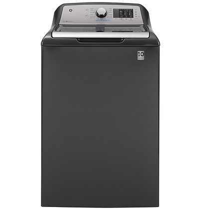 GE 4.8 cu. ft. Capacity Washer with Sanitize w/Oxi and FlexDispense