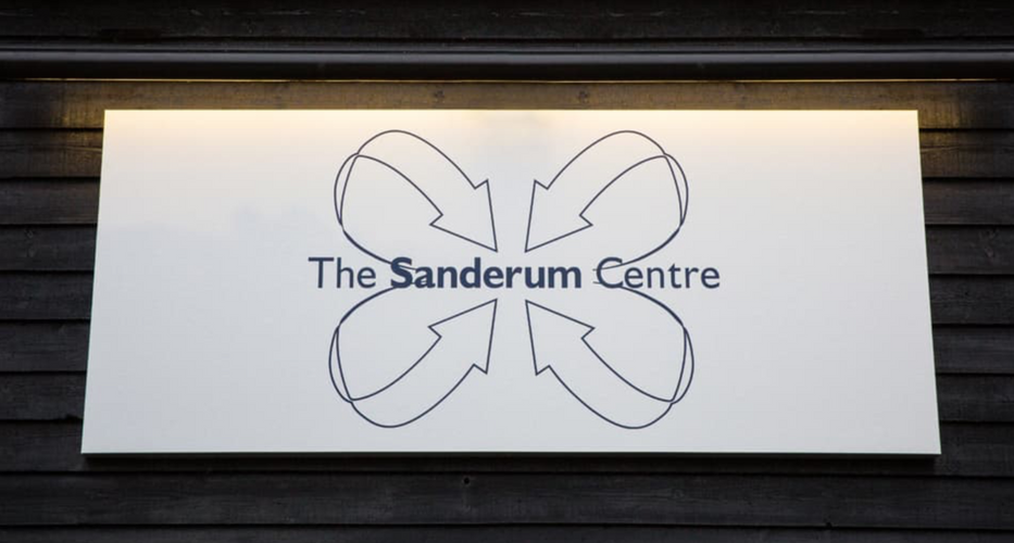 The Sanderum Centre Logo