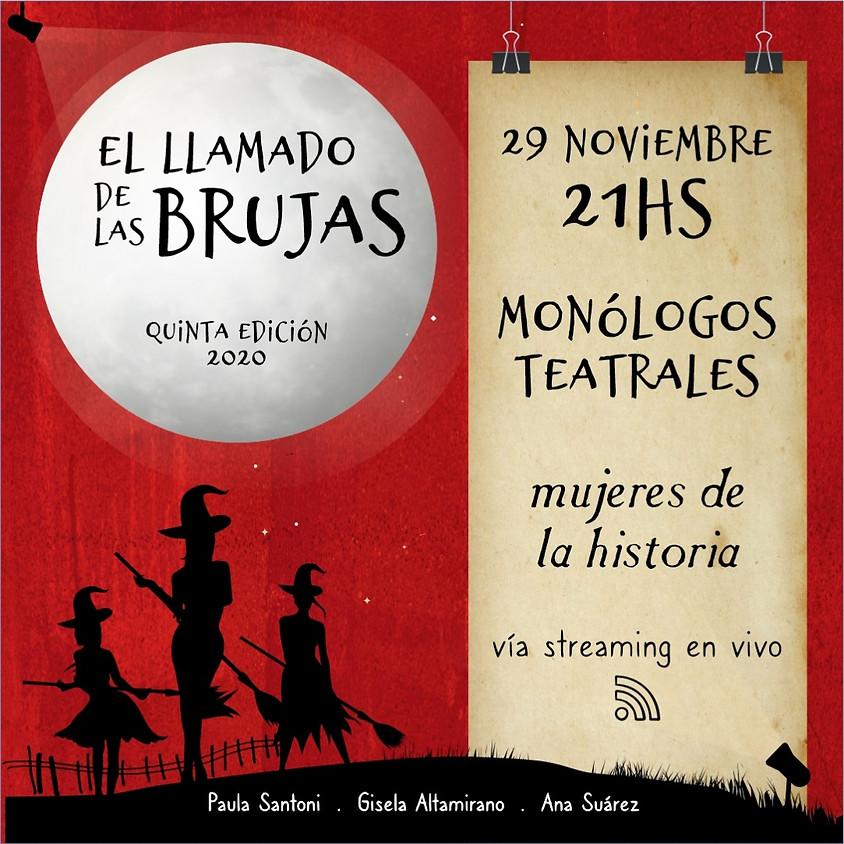 Ciclo de Teatro por las Mujeres 29NOV