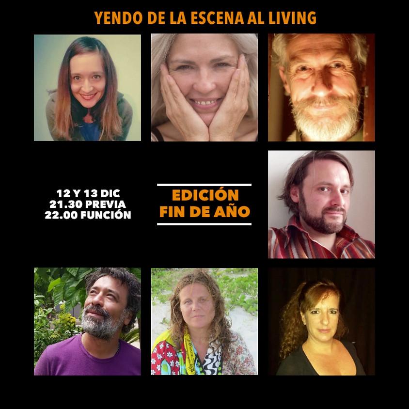 Yendo de la escena al living | Baldíos | 11FEB