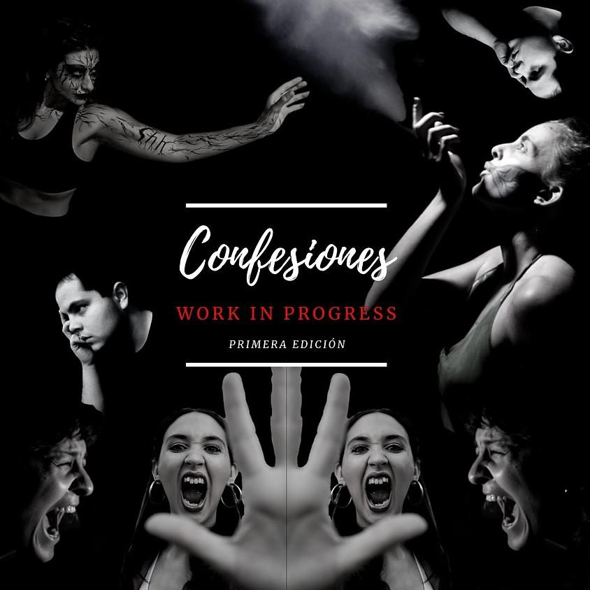 Confesiones | 1ra. Edición