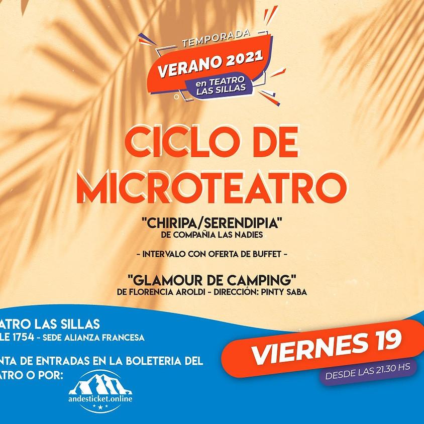CICLO DE MICROTEATRO   19MAR