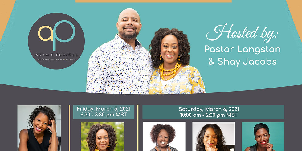 2-Day Annual Grieve Gracefully: Grief, Loss and Trauma Virtual Conference