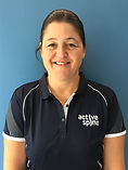 Fiona McQuillan Physiotherapist