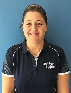 Fiona McQuillan Physiotherapist in Beecroft