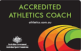 Athletics Australia Coach