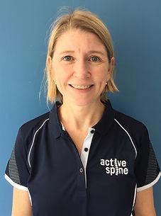 Liz Foster Chiropractor in Beecroft