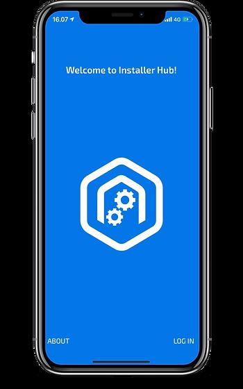 Installer Hub App